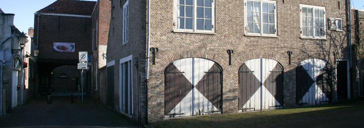 Stadserf / St. Annastraat
